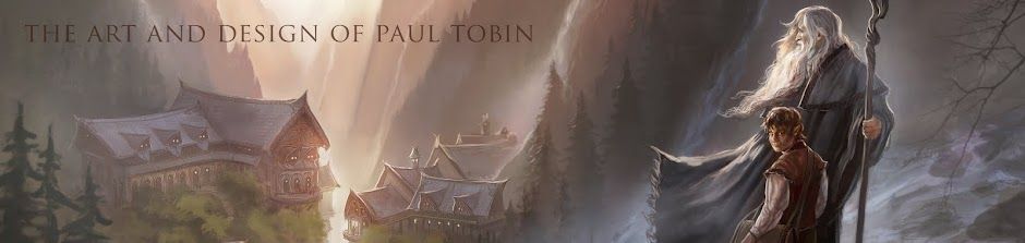 Paul Tobin's Blog