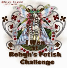 Robyns Fetish winner