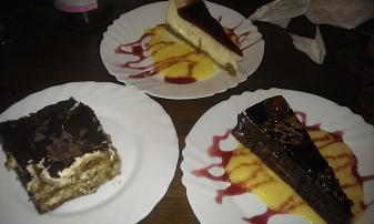 Nando S Chocolate Cake Calories