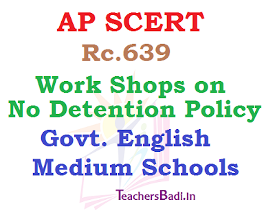 No Detention Policy,English Medium Education,Govt Schools