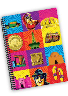 9Lines presents BRAND NEW Exclusive 14th August Special Notebooks