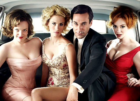 Pretty Little Things: mad about {Mad Men}
