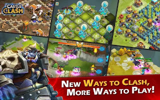 Castle Clash: Age of Legends 1.2.75 Mod Apk (Unlimited Money)