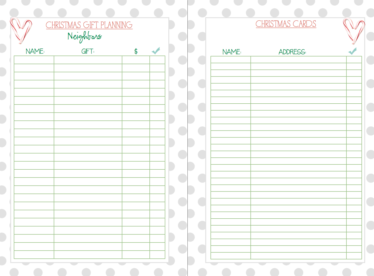 Mormon Mom Planners - Monthly Planner/Weekly Planner: FREE Christmas ...