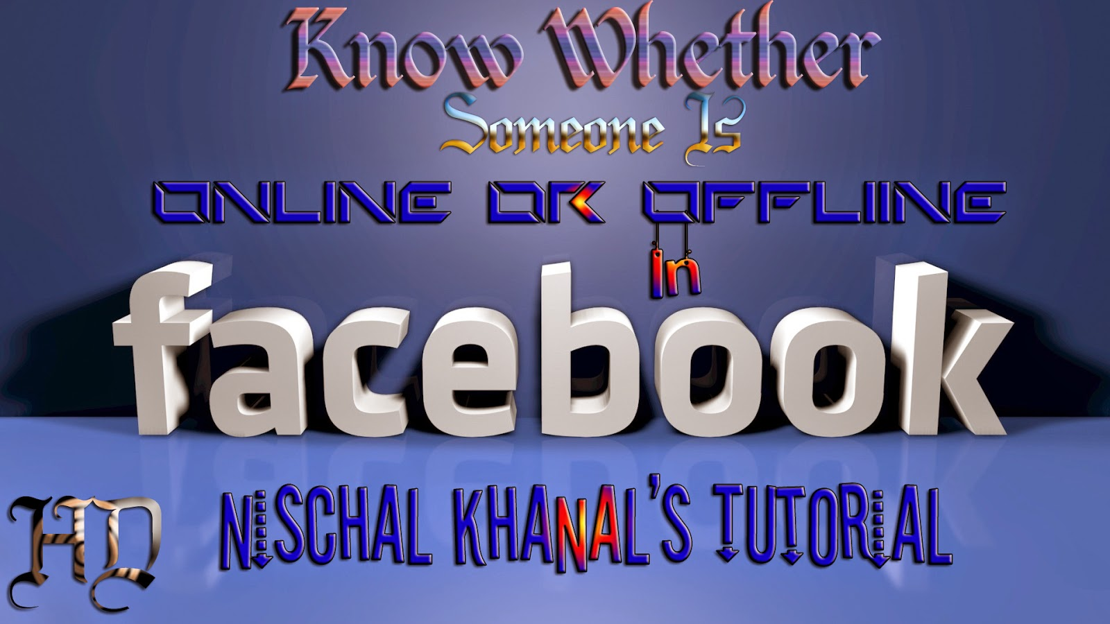 Know Who Is offline In Facebook