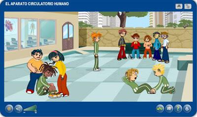 http://repositorio.educa.jccm.es/portal/odes/conocimiento_del_medio/el_aparato_circulatorio_humano/contenido/index.html