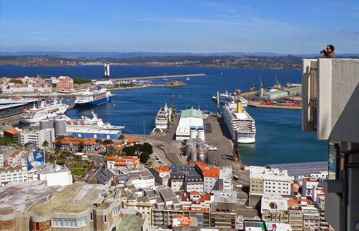Cruceros en la Ciudad de Cristal