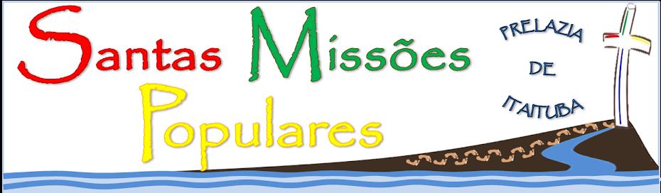 Santas Missões Populares