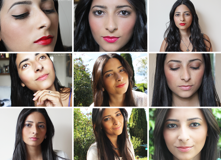 My Makeup In 2012 (Part 1) & What I Learnt This Year
