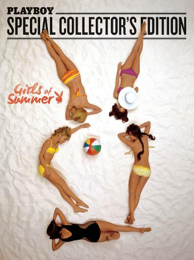 Majalah Playboy Special Collector's Edition - Girls of Summer 2015 | www.insight-zone.com