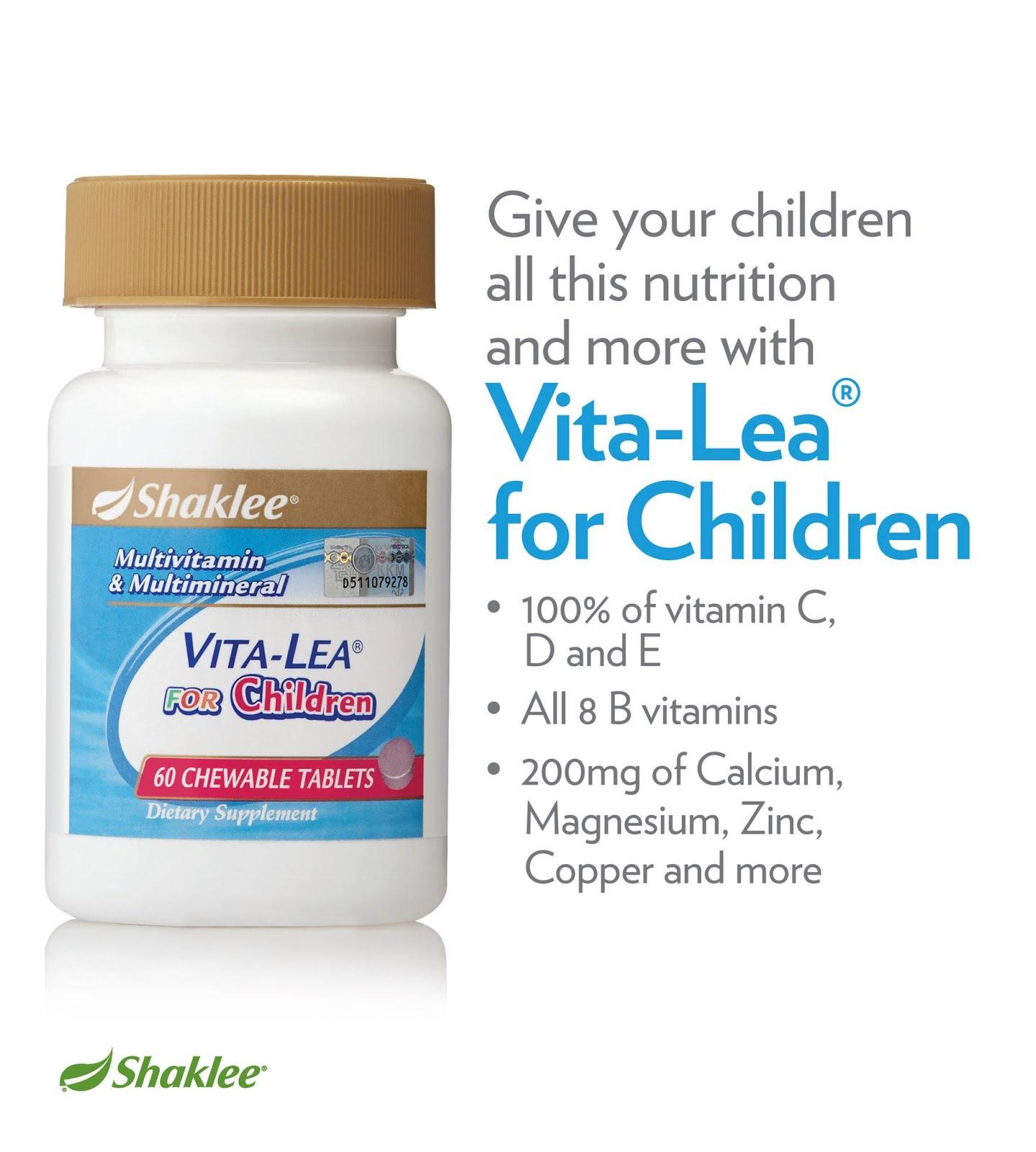 Vita-Lea 4 Child