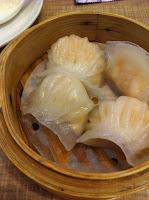 steamed strimp dumpling 晶鲜虾饺