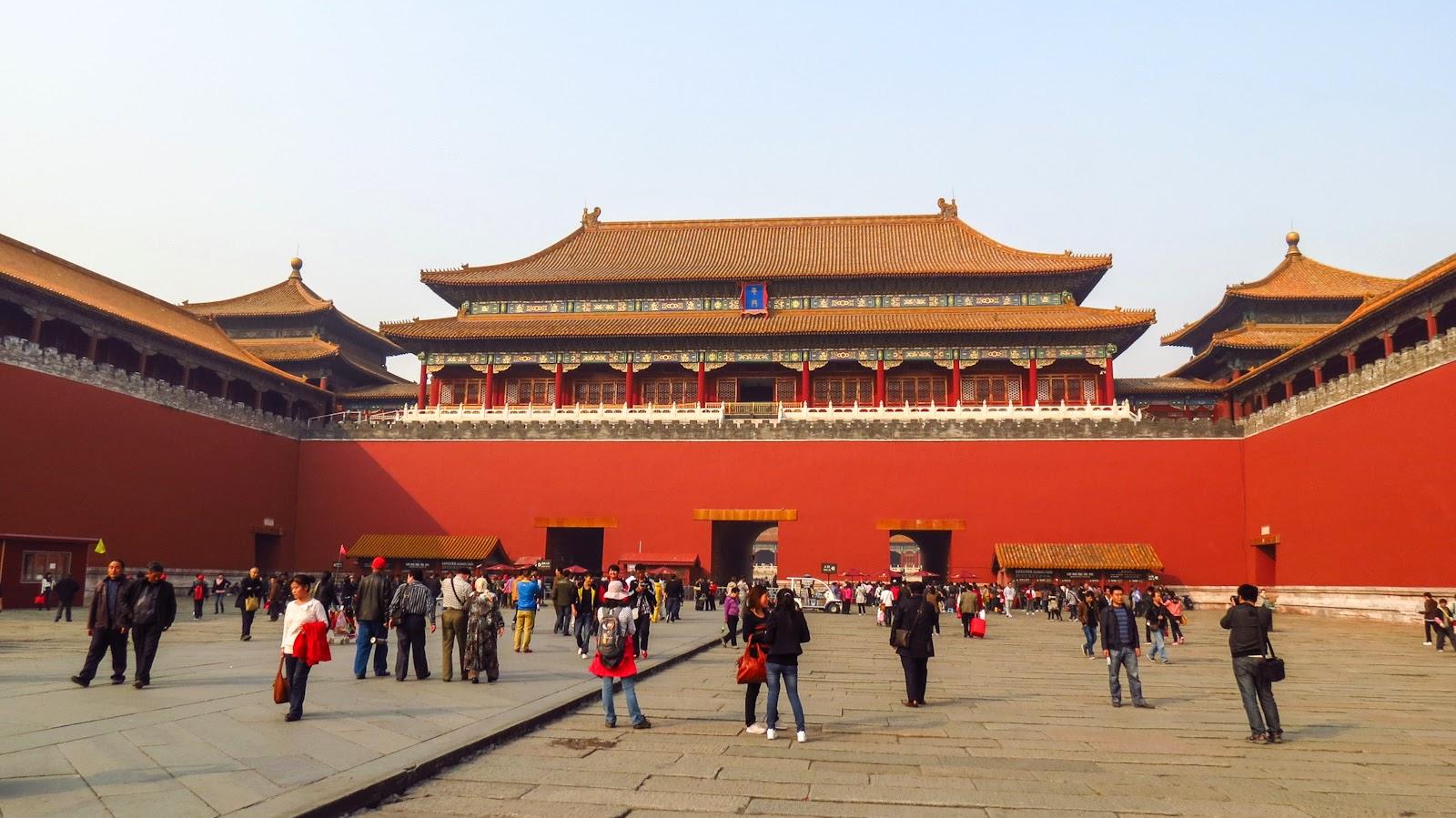 Tips Nyaman Dan Puas Menikmati Keunikan Forbidden City