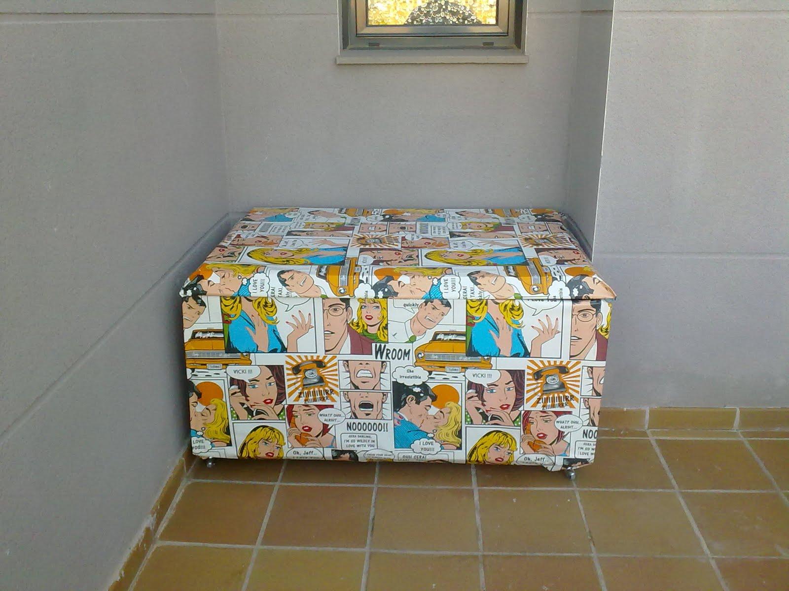 El ba l de palets para colchonetas de exterior de david for Colchonetas para sofas de palets
