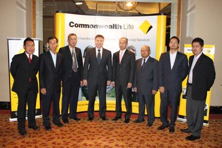 Dewan Direksi Commonwealth Life Perusahaan Asuransi Jiwa Terbaik Indonesia