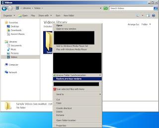 Mengembalikan File Yang Terhapus Dengan Fasilitas Restore Previous Versions-2