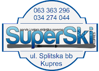 SERVIS I NAJAM SKIJAŠKE OPREME SUPER SKI - KUPRES