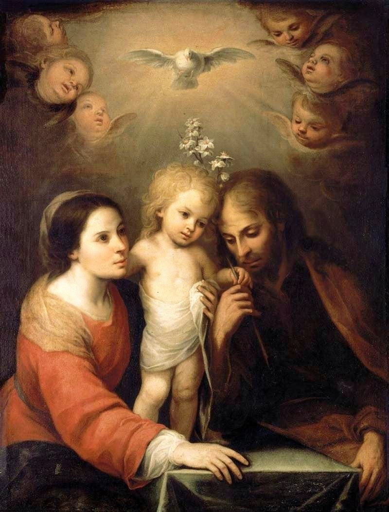 Novena to the Holy Family for the Cause of Marriage and Family Life in Ireland