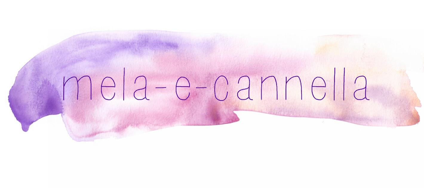 mela-e-cannella