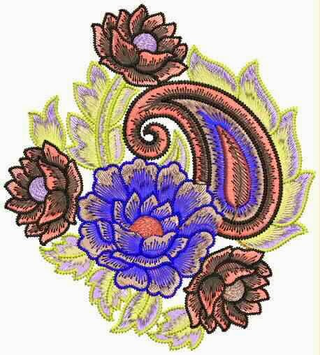 Embdesigntube eastern machine embroidery applique designs - Appliques exterieures ontwerp ...