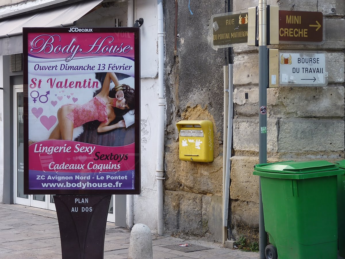 Avignon In Photos Sex Toys For Valentine  # But Magasin Le Pontet Television