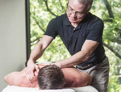 john aaron massage for pain management