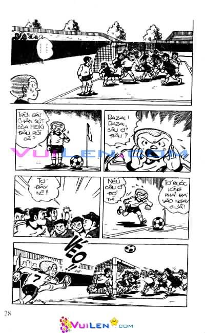 Jindodinho - Đường Dẫn Đến Khung Thành III  Tập 5 page 28 Congtruyen24h