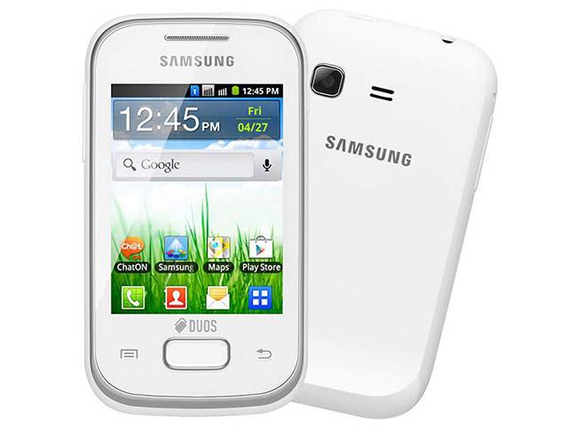 Stock Rom Original do Galaxy Pocket Duos GTS 5302B