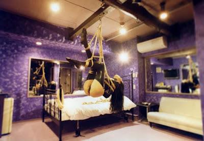 Nathalie Daoust Tokyo Hotel Alpha In