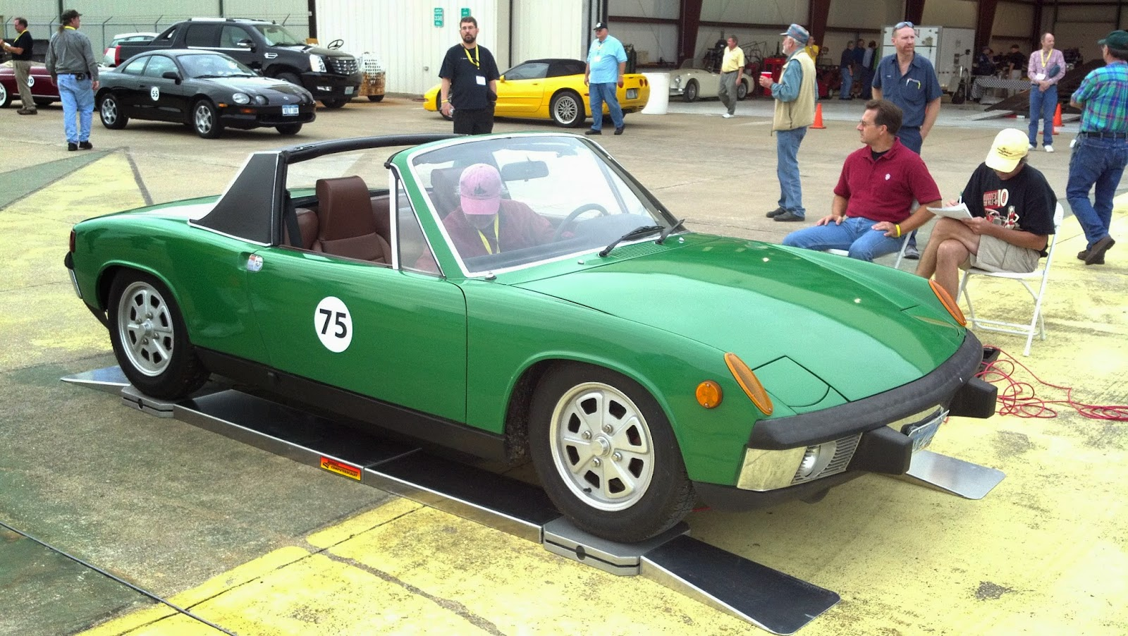 Porsche 914e Electric Conversion And Tesla Obsession