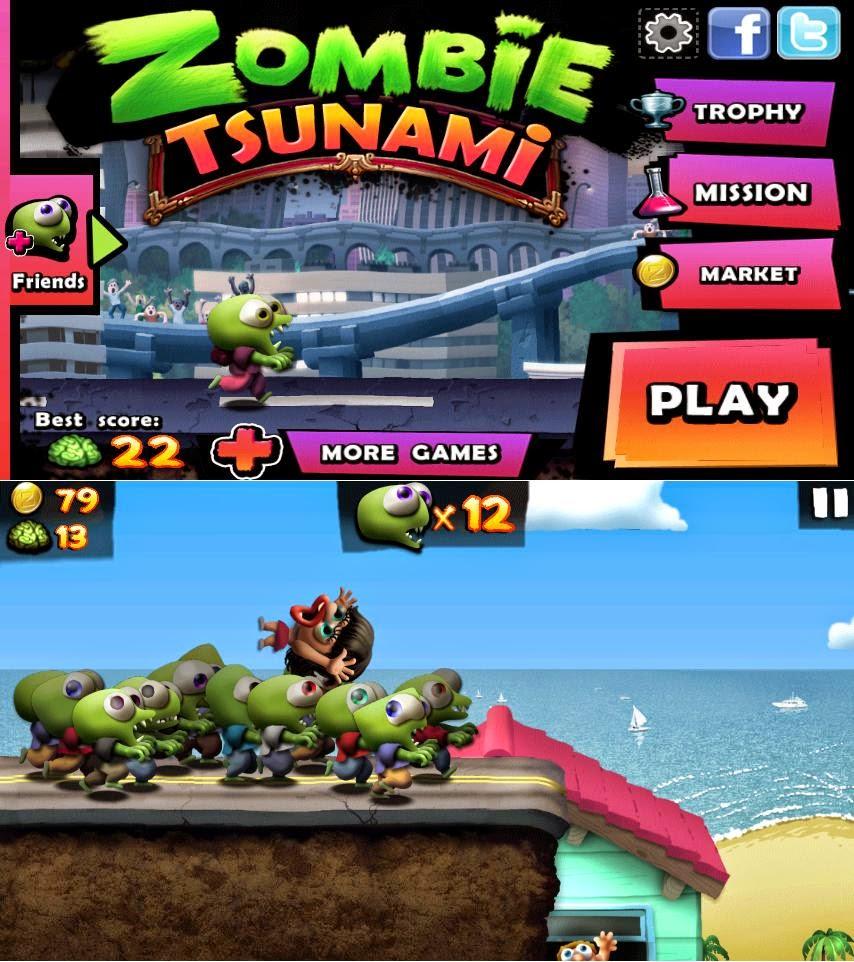 O Plus USA Fab GO Review: Big Move Zombie Tsunami