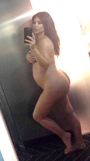 from Jaylen kim kardashian ass nud