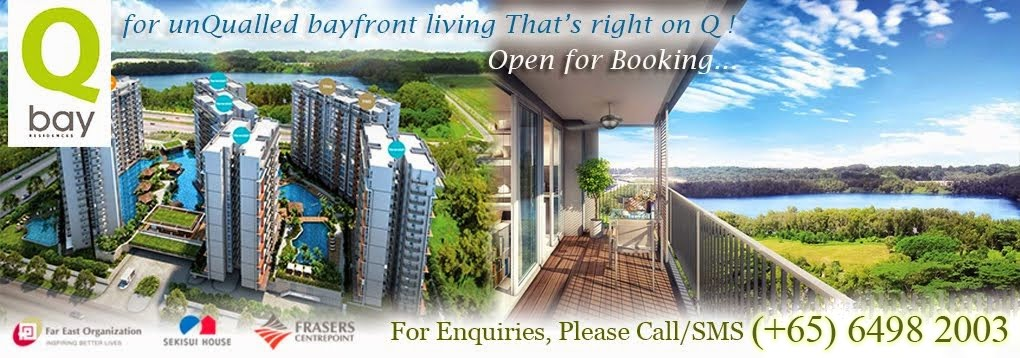 QBay Residences  @ Tampines Singapore By Far East