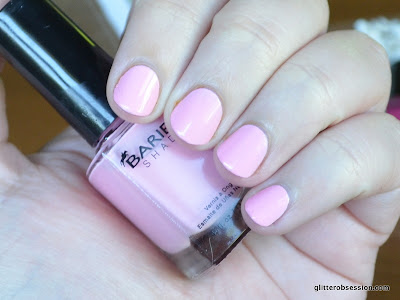 Barielle Pink Flip Flops