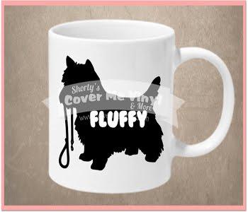 Yorkie Name Mug