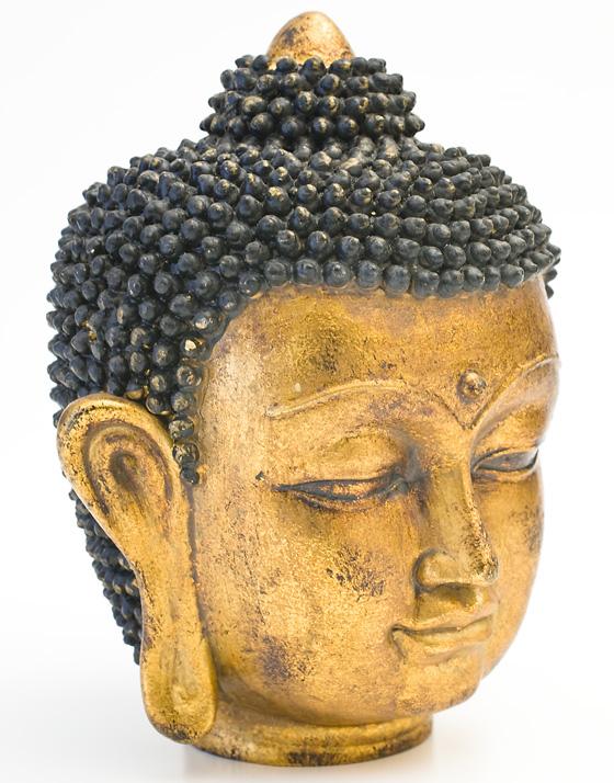 Immagini per la meditazione - yoga - meditation - zen - Gold Buddha
