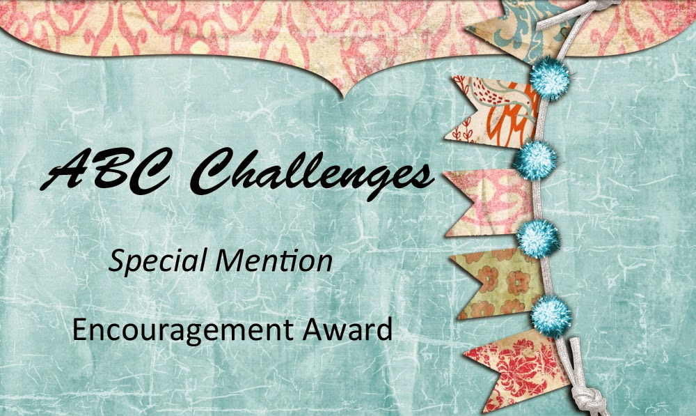 Special Mention Encouragement Award