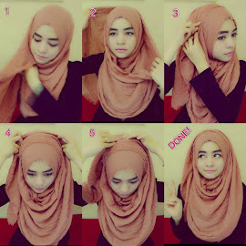 HIJAB TUTORIAL (KAMA Shawl)