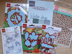 Challenge232 Maak een kaart met een dier er op van Marianne Design.