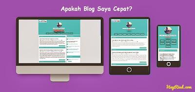 Mempercepat proses pemuatan loading blog