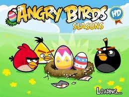 غلاف لعبة الطيور الغاضبة