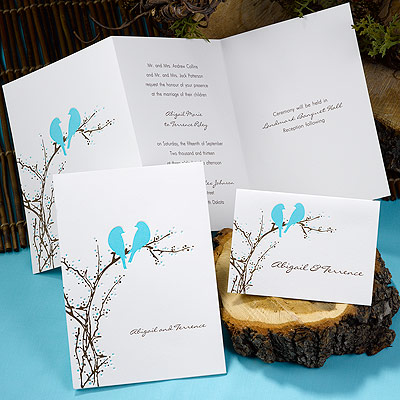 Love Birds Wedding Invitations was very inspiring ideas you may choose for invitation ideas