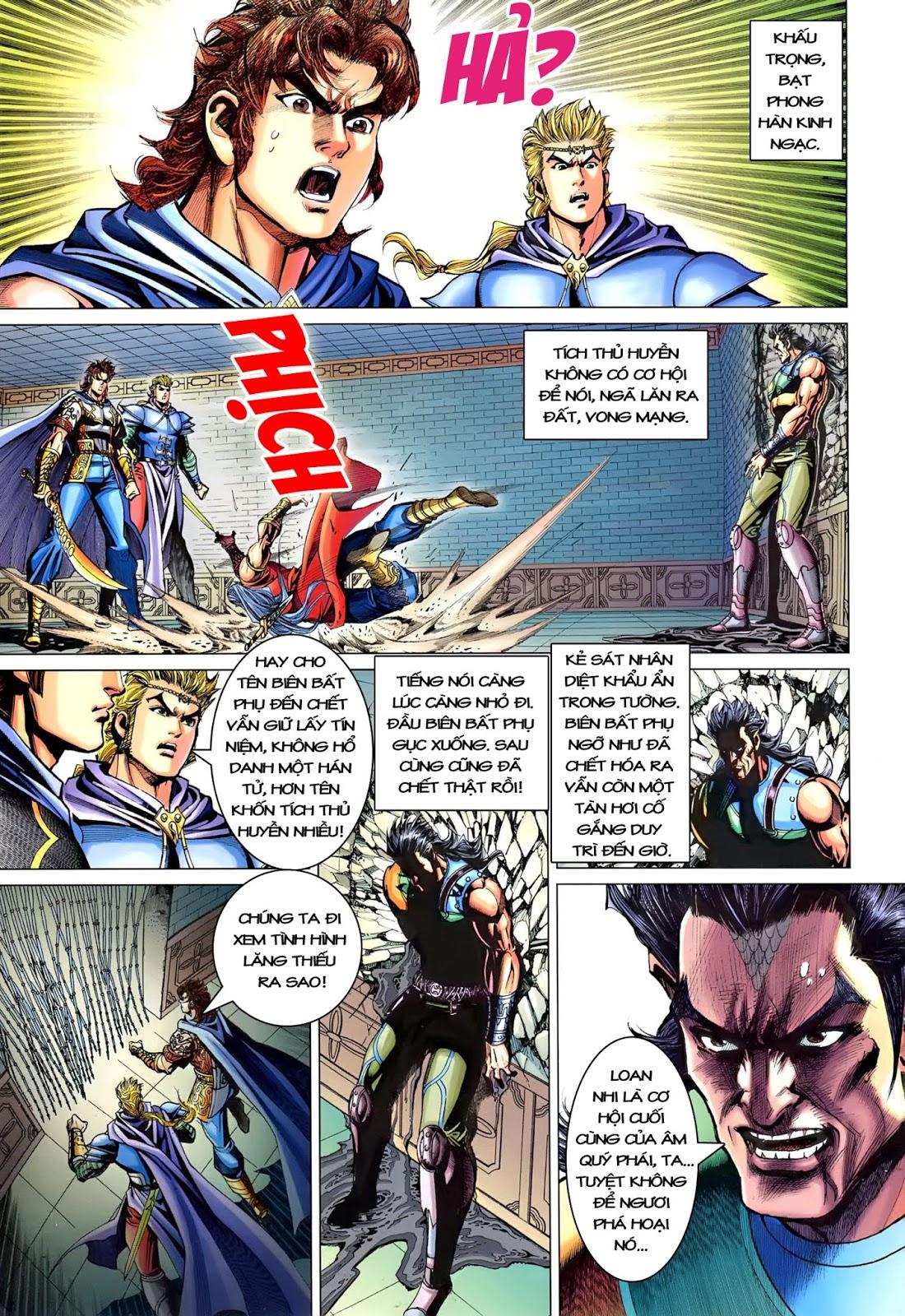 Đại Đường Song Long Truyện chap 218 - Trang 25