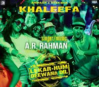 Khaleefa - Lekar Hum Deewana Dil