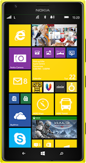 Harga Spesifikasi Nokia Lumia 1520 Terbaru