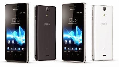 Harga Dan Spesifikasi Sony LT25i Xperia V