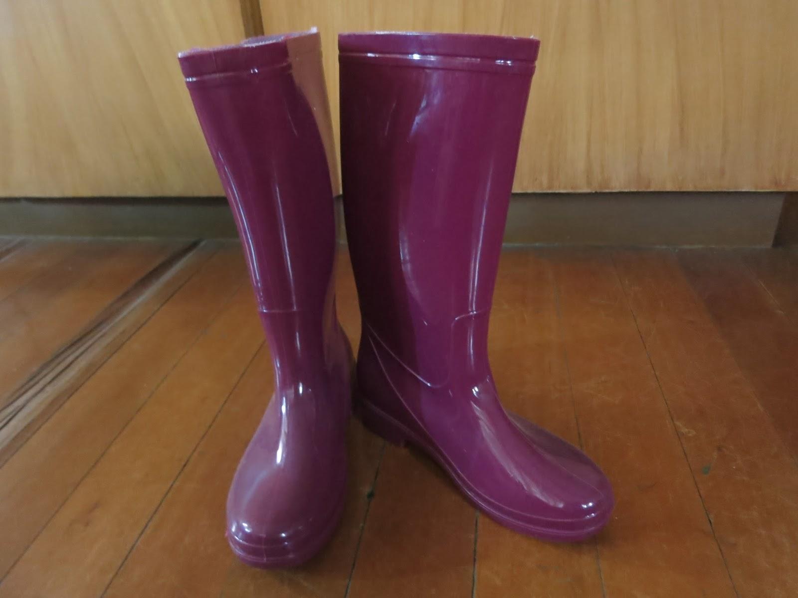 Mineeh11: Perfect Rain Boots
