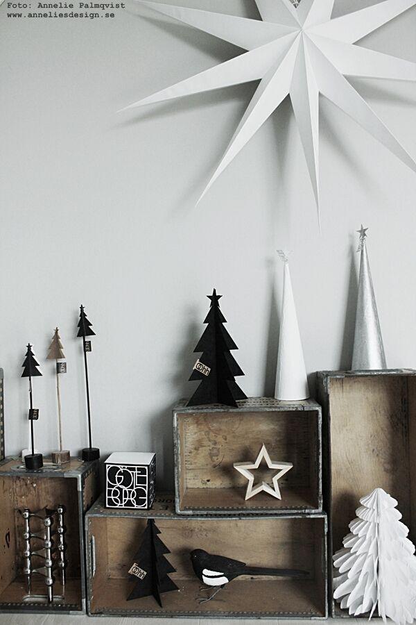 julpynt 2015, jul, julen, julstjärna, julstjärnor, stjärna, stjärnor, house doctor, webbutik, webbutiker, webshop, inredning, advent, adventsstjärna, advent, juldekorationer, detaljer, arbetsrum, ateljé, vitt, svart och vitt, granar, gran, Oohh, skata, fågel, fåglar, annelies design, & Interior, memoblock, göteborg, stockholm, anneliesdesign