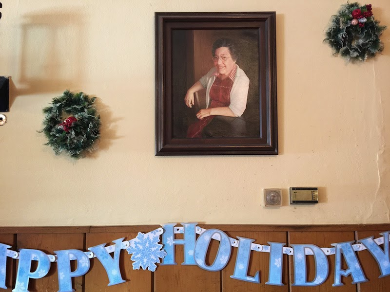 Happy Holidays at Duarte's Tavern