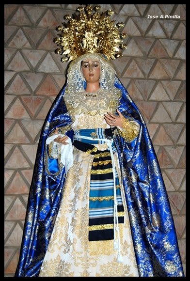 Stma Virgen de la Aurora , Madre de la Iglesia